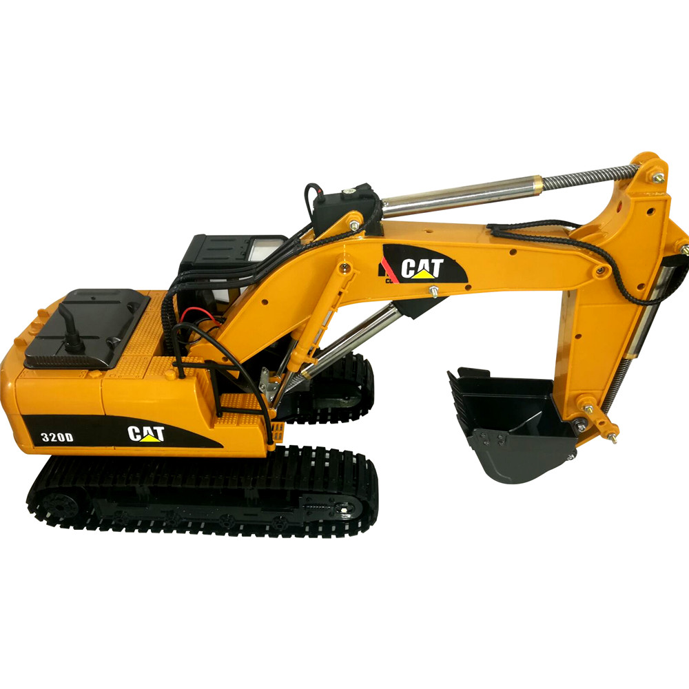For Huina 550 RC Excavator Amewi Sticker Set