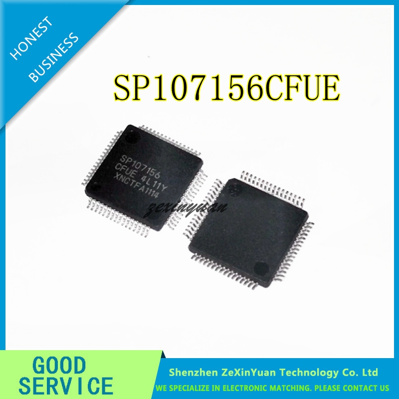 10PCS/LOT SP107156 SP107156CFUE QFP-64 NEW