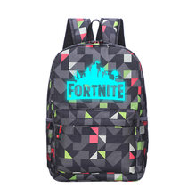 Roblox Schoolbag for Students with Double Shoulder Bags(China)