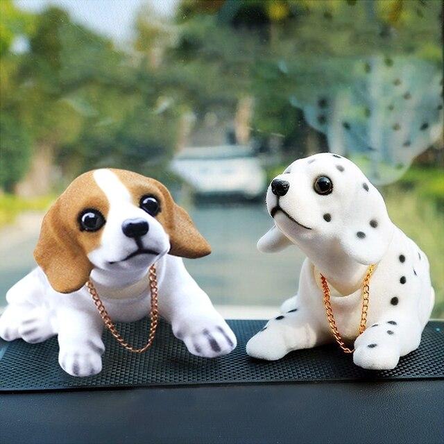 Фото lcyonger с изображением милой тряски кивая головой собака игрушка цена