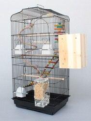 Papegaai Kooi Luxe Grote Vogelkooi Starling Kooi Grote Metalen Pioen Winterkoninkje Fokken Kooi Nest Ijzeren Grote Vogelkooi Duif levert