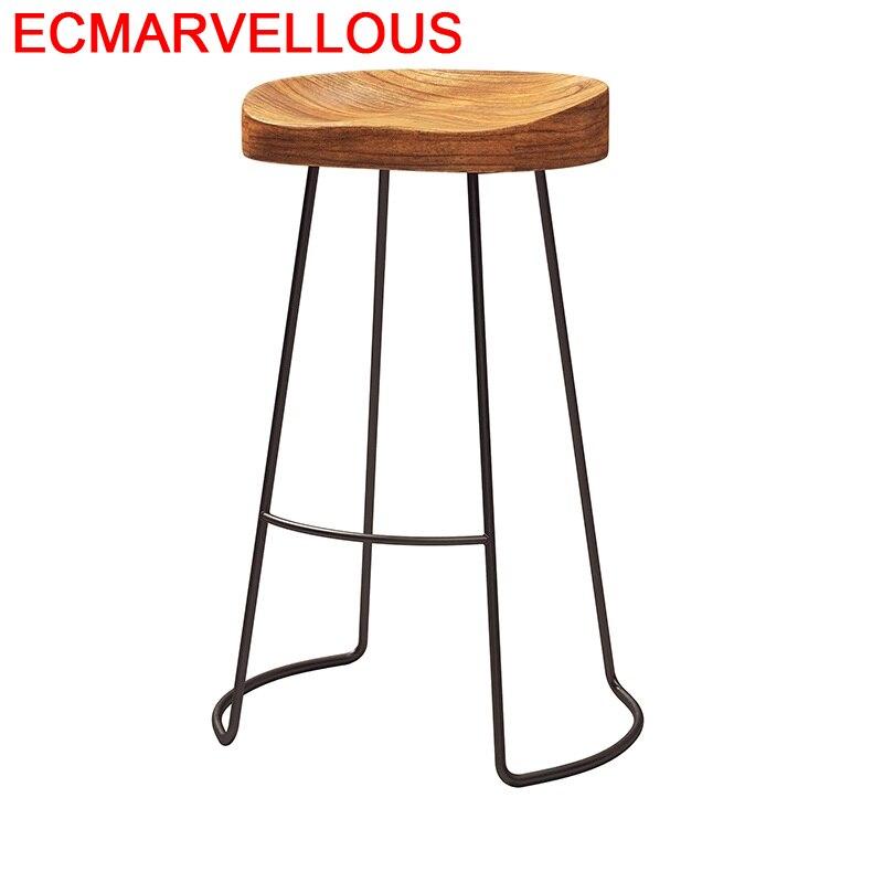 Table Barkrukken Sandalyeler Industriel Taburete Sandalyesi Sedia Cadir Stoelen Silla Cadeira Tabouret De Moderne Bar Chair