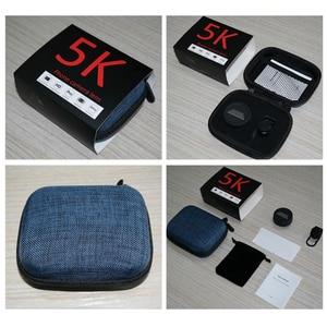 Image 5 - 4K HD 매크로 렌즈 왜곡 없음 105mm 없음 Vignetting 15X 쥬얼리 세부 사항 SLR 전화 카메라 매크로 렌즈 대부분의 스마트 폰용