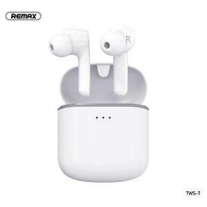 Оригинальные TWS наушники Remax, Bluetooth 5,0, стереогарнитура, беспроводная, интеллектуальное сенсорное управление, с микрофоном, наушники для iPhone ...