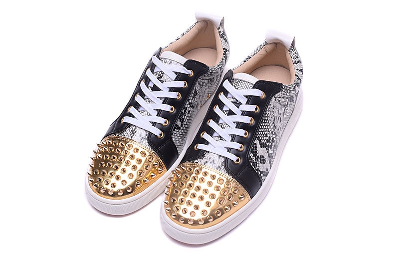 Top Men Designer Sneakers For Men Leopard Print Real Leather Mens Shoes High Top Tenis Luxury Shoes Fashion Brand Hip Hop Shoes in Men 39 s Casual Shoes from Shoes
