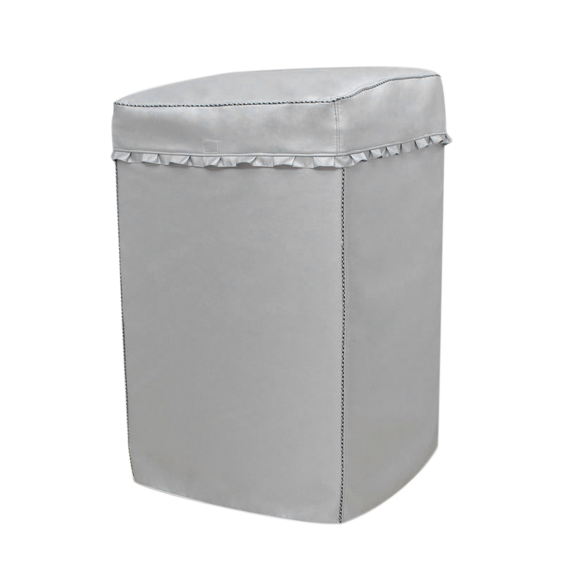 Portable Washing Machine Cover,Top Load Washer Dryer Cover,Waterproof for Fully-Automatic/Wheel Washing Machine image