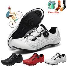 2021 haute qualité sapatilha vtt route cyclisme chaussures unisexe autobloquant vtt baskets vélo chaussures Sport crampons route course chaussures