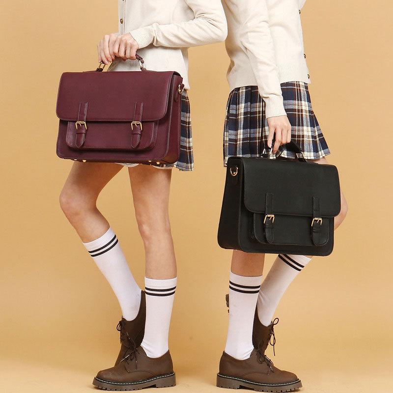 Style britannique rétro stéréotype une épaule en bandoulière portable sac à bandoulière