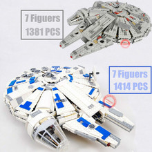 New Starwars Force Awakens Fighter Fit Legoings Star Wars Falcon Figures Building Blocks Bricks Gift Kid Toys Boys Birthday