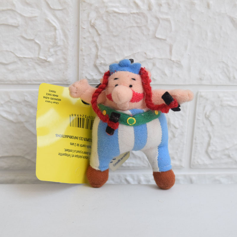 Limited Collection Classic France Cartoon The Adventures Of Asterix Obelix Plush Toy Doll Kids Childrens Birthday Gift