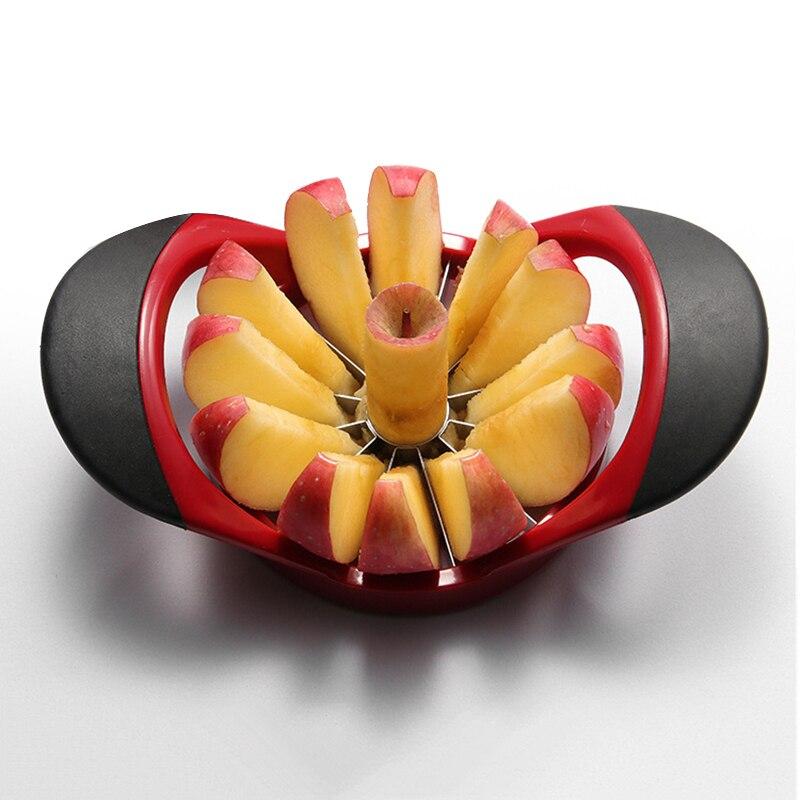 Ломтерезка для фруктов, Ломтерезка для яблок, Ломтерезка для картофеля, кухонный практичный инструмент для фруктов, инструмент для компото...