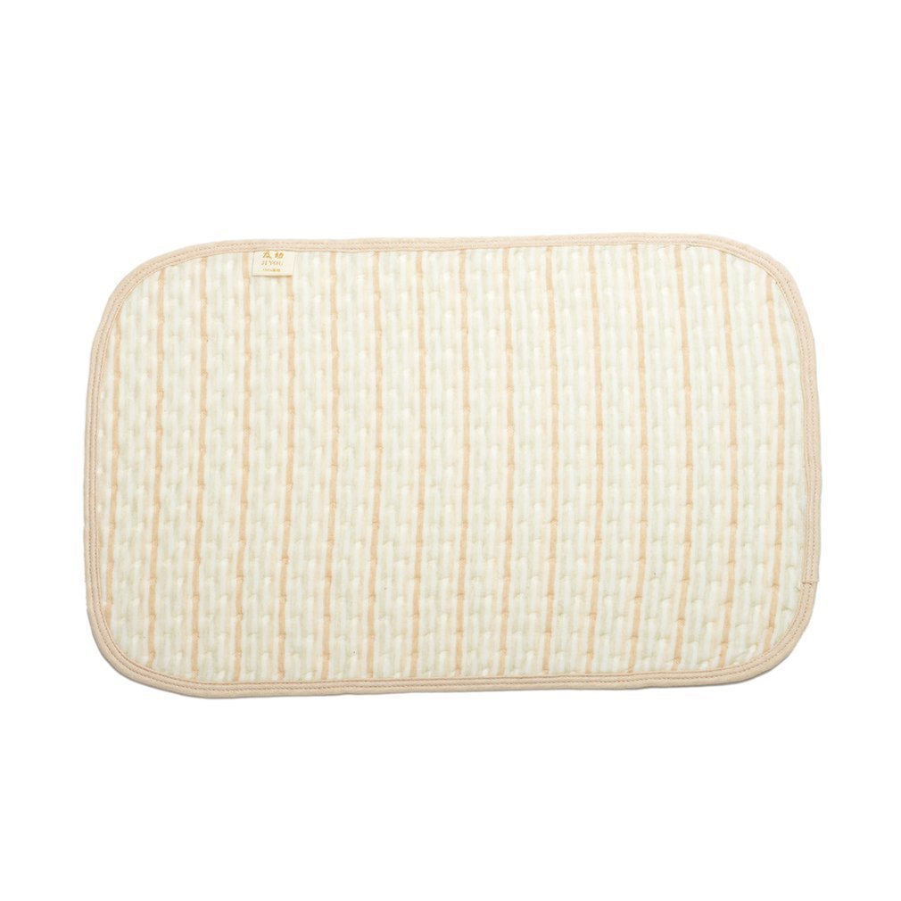 OUTAD Baby Changing Pads & Covers Organic Colored Cotton Waterproof Layer Baby Changing Mat Urine Pad Bed Sheets For Newborn Hot