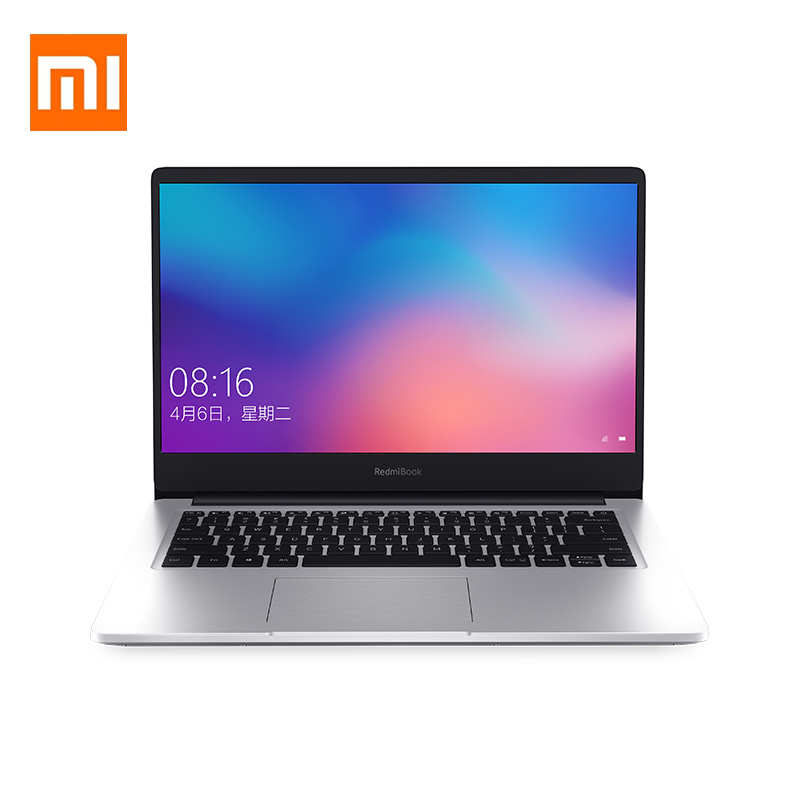Xiaomi RedmiBook Laptop 14 Inch AMD Ryzen 7-3700U 5-3500U 8GB RAM DDR4 512GB ROM SSD Integrated Graphics Radeon Vega 8 Notebook