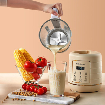 Household blender automatic multifunctional soy milk baby food supplement ice smoothies food mixer juicer food fruit processor 4