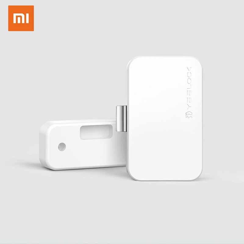 Xiaomi Yeelook Интеллектуальный переключатель ящика Bluetooth разблокировка временный электронный ключ адаптируется к различным типам шкафа