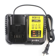 Get more info on the Waitley DCB112 Li-ion Battery Charger Replacement For Dewalt 10.8V 14.4V 18V EU Plug JUL14-C