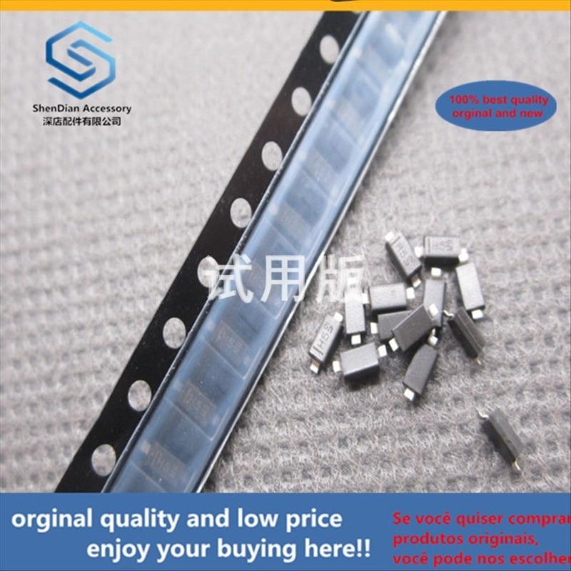 50pcs 100% Orginal New Best Quality MSZ5245B 15V Silkscreen H5 SOD-123 1206 Plastic SMD Zener Diode