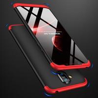 Olhveitra Luxus Fundas Zurück Abdeckung Für Nokia 7 6,1 Plus 6,1 X6 2018 8,1 X7 Fall Phone Cases 360 ° volle Fest PC Stoßfest Coque