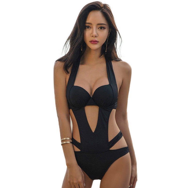 bikini steel bracket collection swimsuit wholesale sexy triangle swimsuit 1
