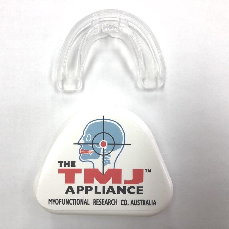 Купить с кэшбэком Original australia Myofunctional TMJ Appliance/Original Australia Myobrace TMJ Trainer/mrc tmj