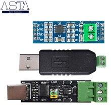 Usb 2.0 para ttl rs485 série conversor adaptador ftdi módulo ft232rl dupla função proteção ttl volta rs-485 max485 módulo