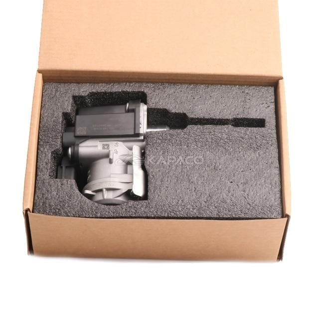 Boost Turbo Pressure Diverter Blow Off Valve Electric Actuator 06L145612K For Porsche Macan EA888 VW Audi A4 A6 A8 Q5 2.0 TFSI 1