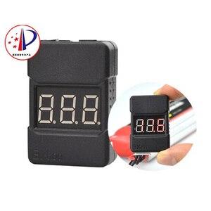 Image 5 - 10pcs/lot Hotrc BX100 1 8S Indicator RC Li ion Lipo Battery Tester Low Voltage Buzzer Alarm RC Tools