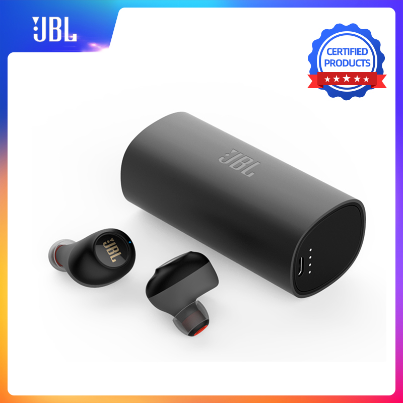 JBL C230TWS Wireless In Ear Earphones Bluetooth V5.0 Earbuds Stereo Music with Microphone and Charging Box Wireless Earbuds
