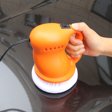 Triclicks Universal Waxing Machine Car Polishing Machine Car Gloss Seal For Car Paint Vehienlar Painted Electric Car Polisher цена
