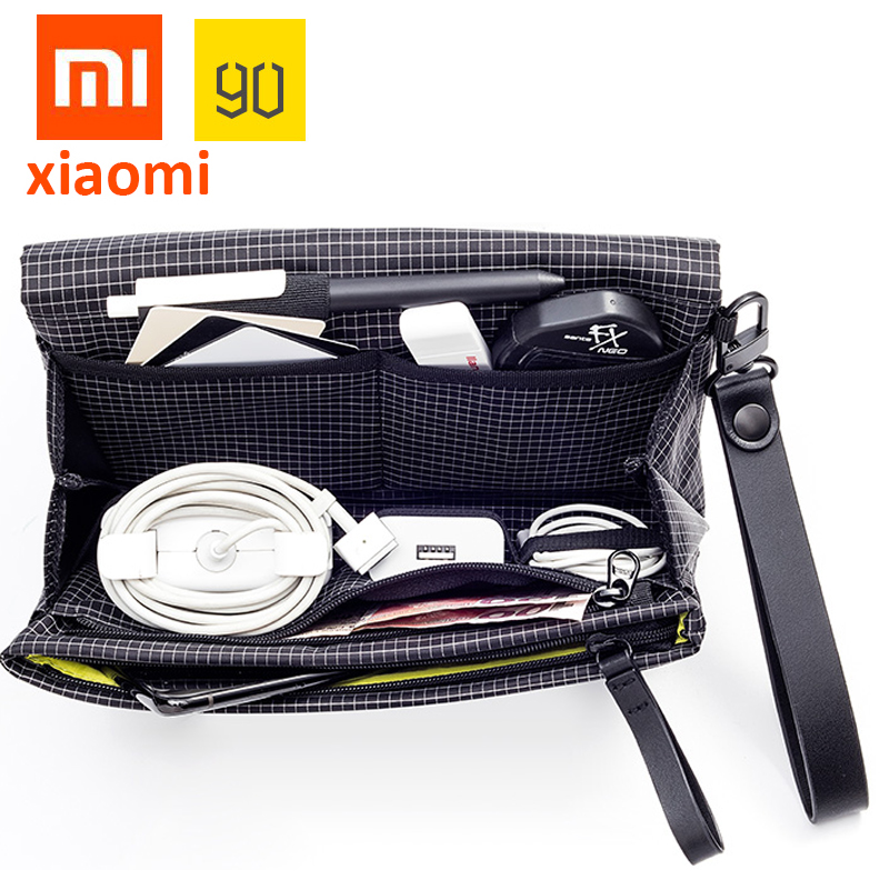 Original Xiaomi Digital Storage Key Bag Leisure Pack For Women Small Size Type Unisex For Wallet Camera Xiaomi Phones Wallet