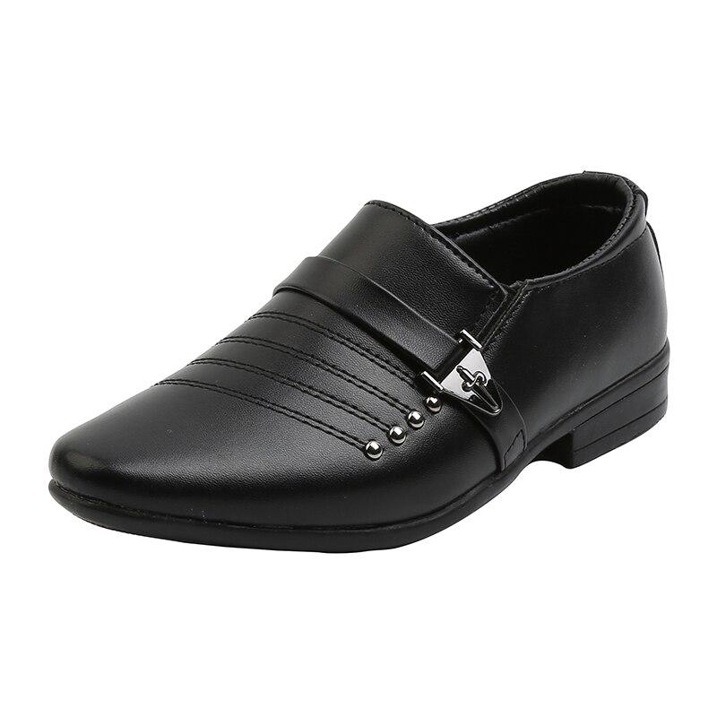 Boys' Fashion Solid-Color Shoes