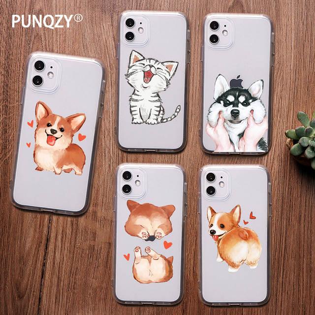 Puppy Pastries iPhone 11 case