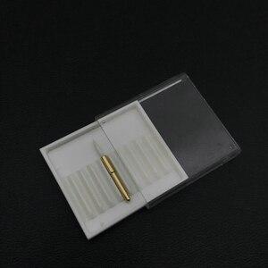 Image 4 - 1 pcs Teeth Whitening Dental Surgical dental Ceramic Soft Tissue Trimmer /Trimming Dental Implant Tool 21mm/23mm