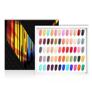 Image 2 - 2020 new 60 fashion color Venalisa gel polish enamel vernish color gel polish for nail art design whole set nail gel learner kit