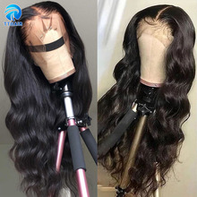 Body Wave Lace Front Wig Human Hair Wigs 13x4 Pre Plucked Lace Closure Wig For Black Women Brazilian Remy Human Hair Wigs 150