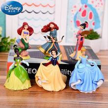"""Disney 6 шт мечта Сказка чехлы накладки """"Принцесса"""""""