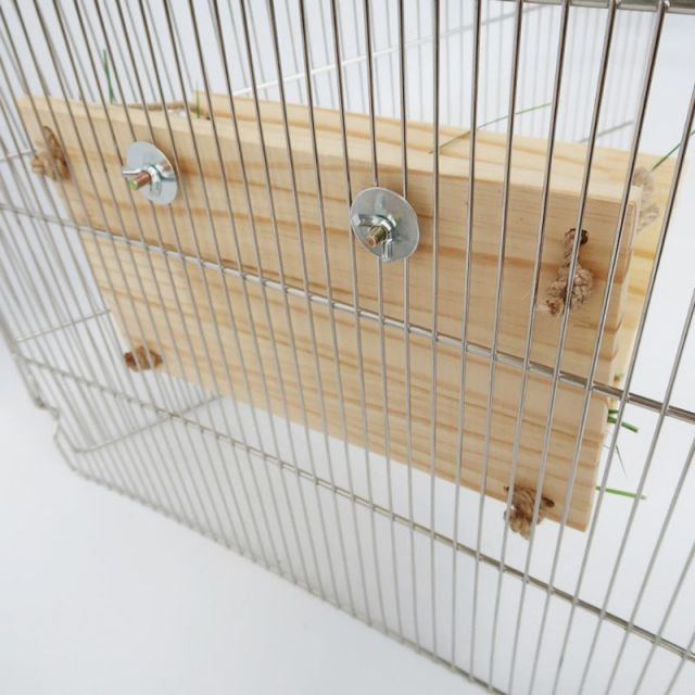 Rabbit Hay Feeder Hay Hamster Manger Rack Holder Food Dispenser for Guinea Pig 3