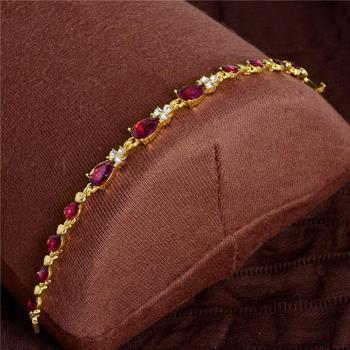 Women's Fashion Colorful Bracelets Bracelets Jewelry New Arrivals Women Jewelry Metal Color: H264