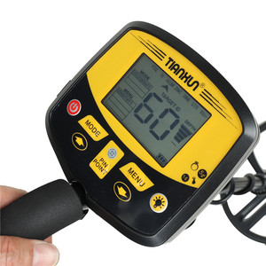 Image 3 - Professional Coil Detector TX 950 Gold Treasure Hunter Metal Detector Sale tx 850 Updated Model Big Disk Gold Finder Point Gifts