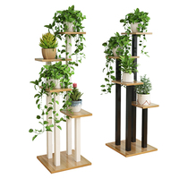 Living Room Balcony Flower Shelf Multi-layer Indoor Iron Art Special Offer