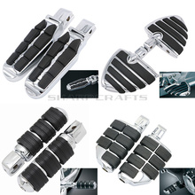 Foot-Pegs Floorboards V-Star Motorcycle Virago Pedals XV250 for Yamaha 250/Xv250/Pedals/Footboards