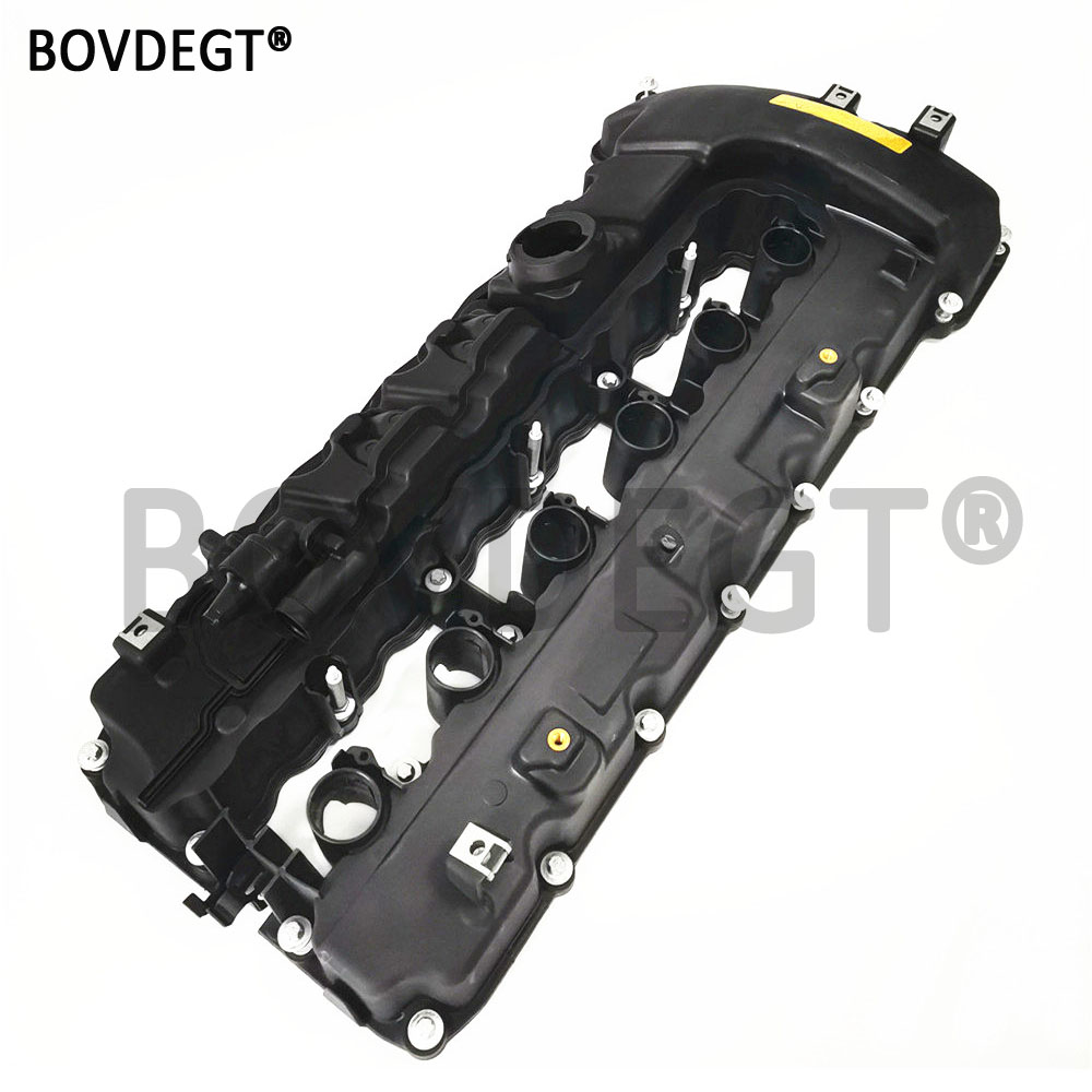 FIT BMW N54 F02//E70 OEM 11127565284 Engine Cylinder Head Top Cable Valve Cover