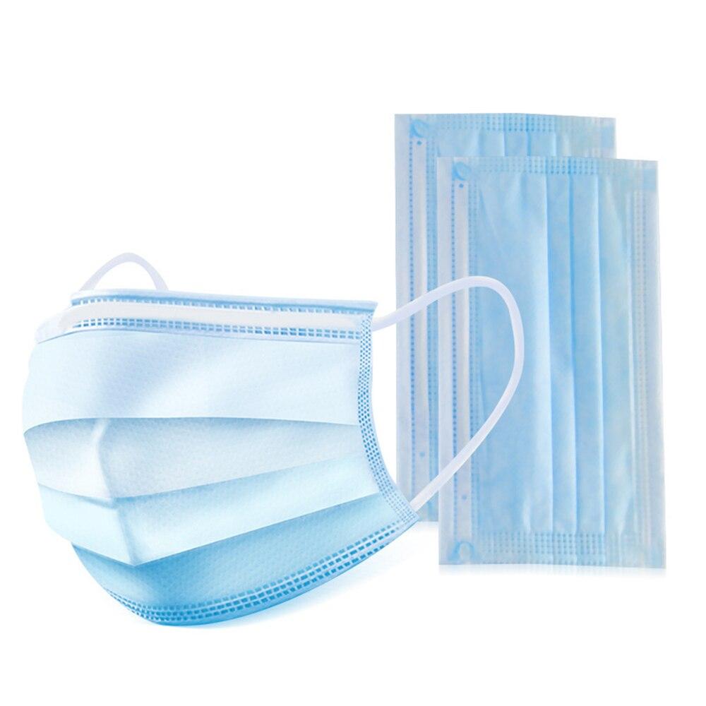 50pcs disposable face mask