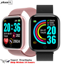 2020 D20 Pro Smart Watch Men Women Blood Pressure Monitor Sport Smartwatch Fitness Tracker Bracelet Smart Clock for Android IOS