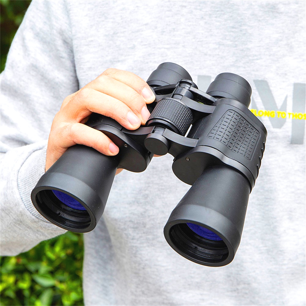Lightweight Light X516B Compact Prism Binoculars Comet Wildlife 10x50 Watching Wild Telescopes Vision View For Field Low BAK4
