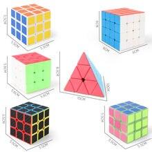 Соревнование специальный трехслойный мести куб Пирамида гладкая