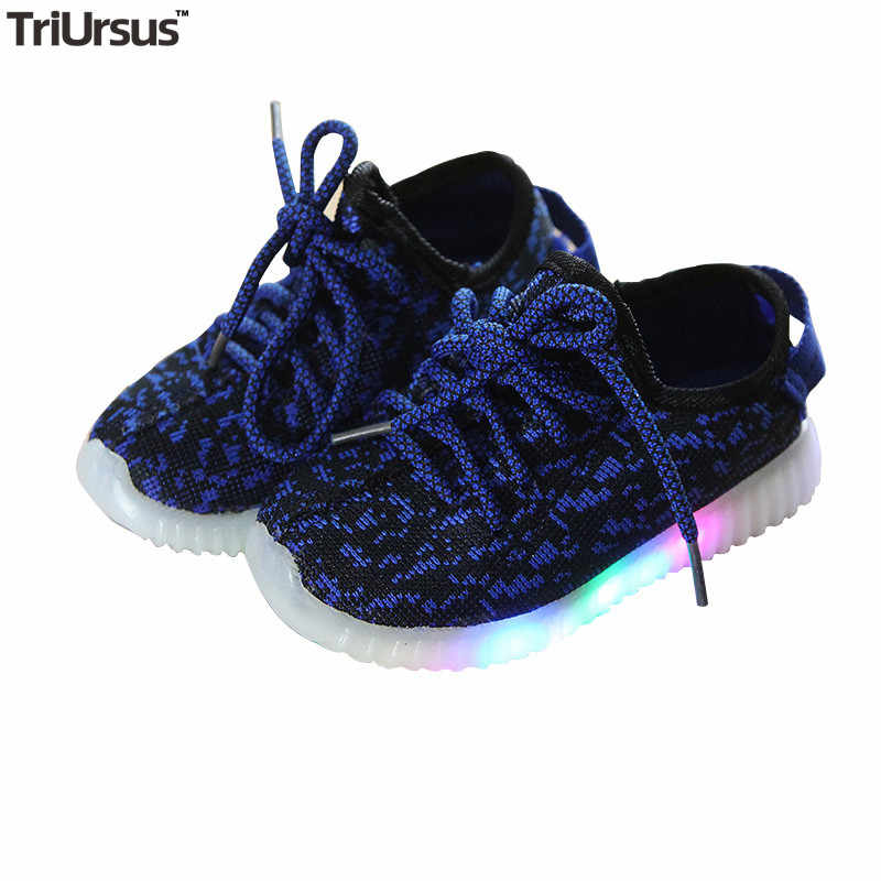 2020 Children Shoes With Led Light Yee
