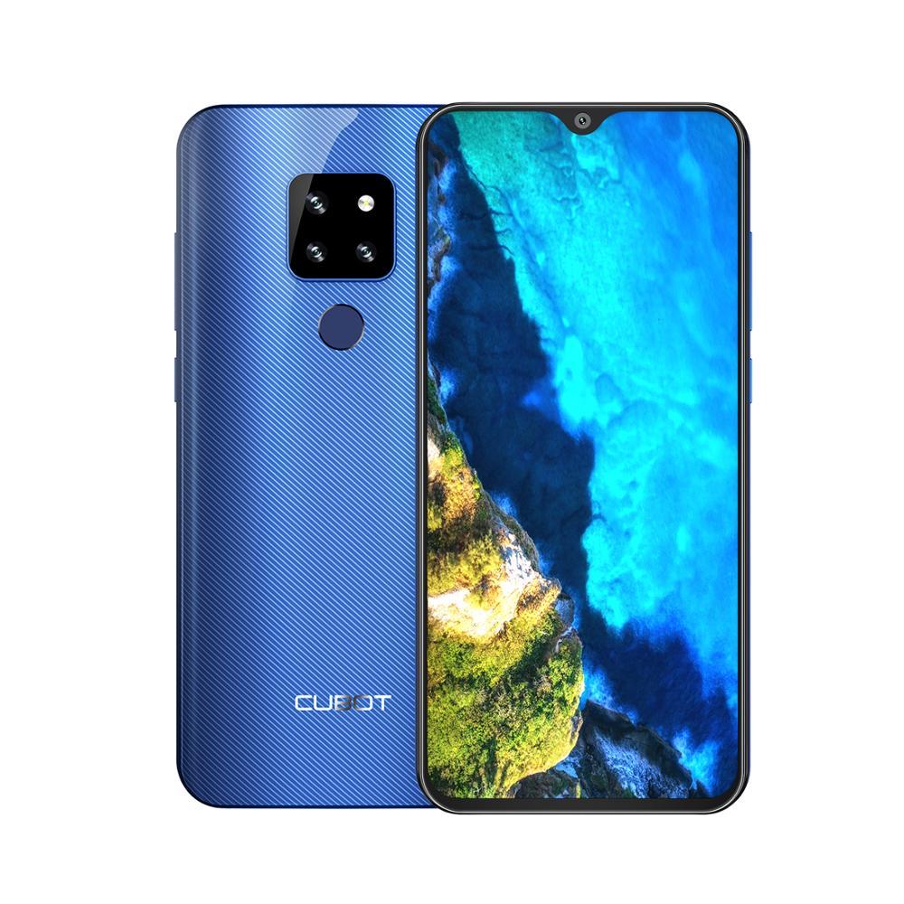 Чехол для Cubot P30 смартфон 6,3