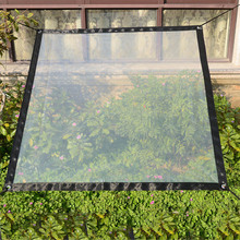 Sun-Shade-Net Shed Canopy Balcony Rainproof-Cover for Succulents-Flowers Sunblock Insulation-Plant