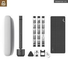 Youpin Wowstick 1FS 1F + 1F Pro Mini Lithium Thuật Điện Thân Hợp Kim 3 Đèn LED Không Dây Pin Với 56Bit